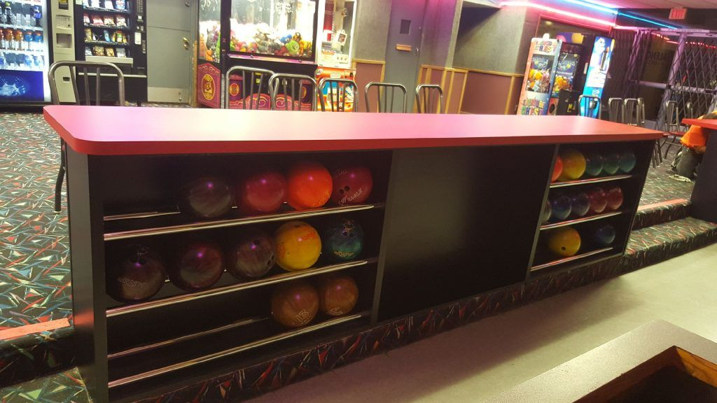 Bowling Alley Remodel