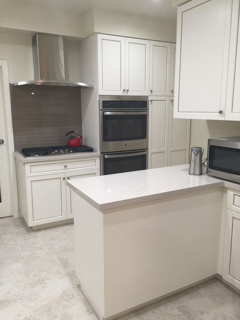 cabinet install in Los Angeles