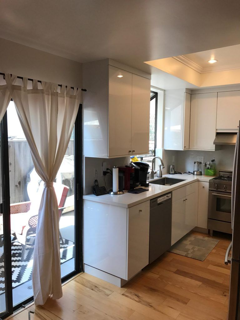 residential small kitchen remodel