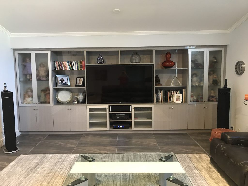 Entertainment Center for Flat Screen