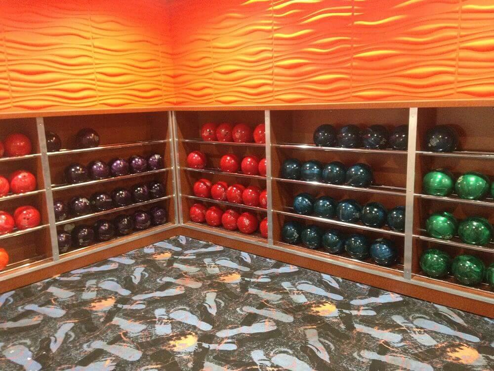 Corbin Bowling Alley remodel
