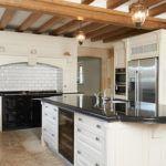 modern luxury farmhouse country kitchen