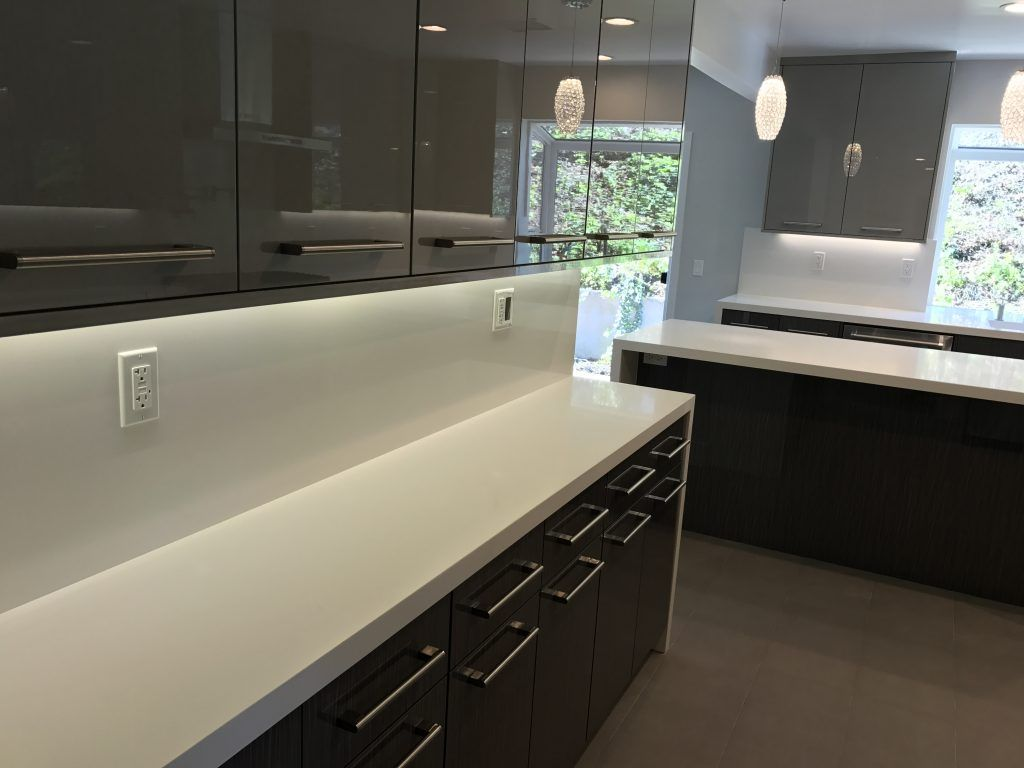 solid surface kitchen with all corian countertops (1)