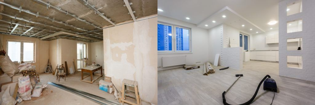 renovate or buy renovation before and after