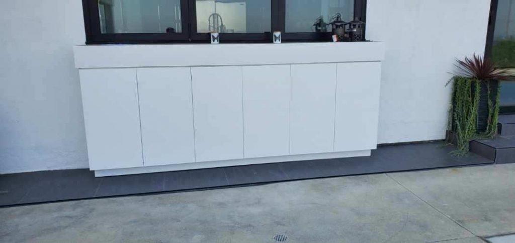 outdoor weatherproof cabinet