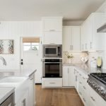 new kitchen cabinet white