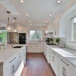 new custom kitchen cabinets