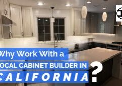 Why work with a local cabinet builder